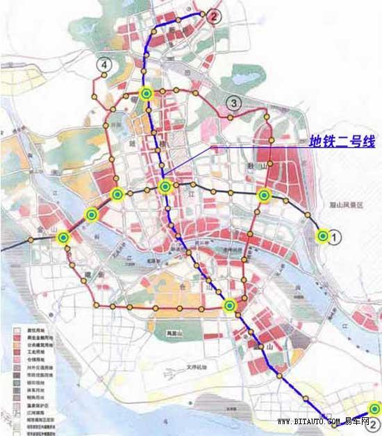 福州市市区地图
