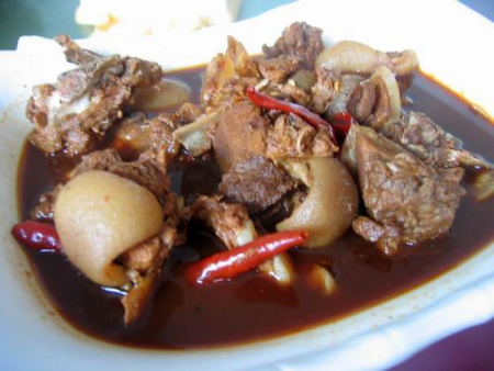 猪肉炒白菜的做法