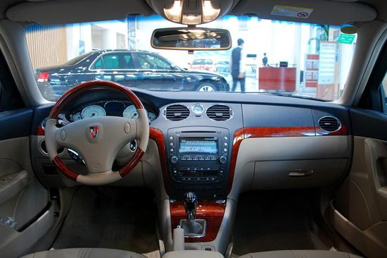 荣威750全系优惠1.4万元 展厅现车不全