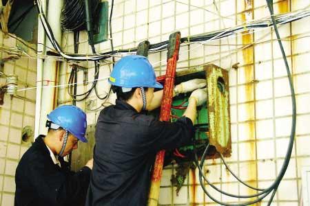 长乐电表大升级 今年更换城区6000旧电表