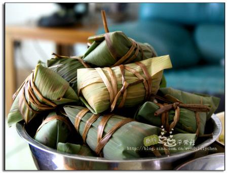 嘉兴包粽子的方法与步骤图