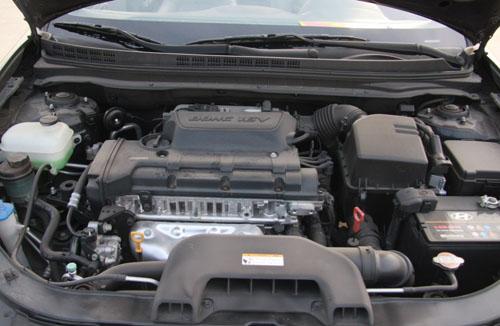 悦动发动机舱部件图解-比亚迪F3依然领先 5月销量前十车型点评 2高清图片
