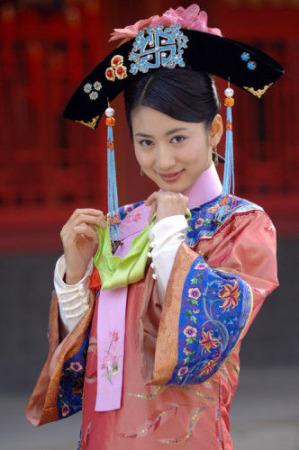 清朝雍正妃子的画像,清朝皇帝皇后妃子画像,清朝 ...