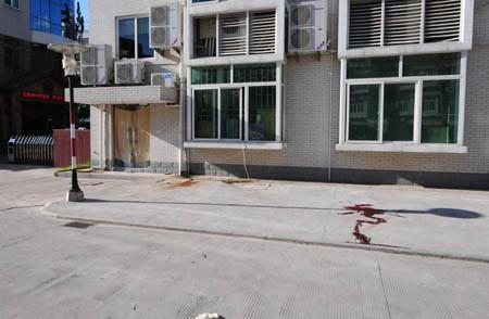 女子从仓山一酒店6楼跳下 疑因抑郁所致