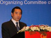 叶双瑜在上海推介会上讲话