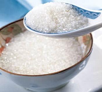 三忌生吃白糖