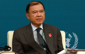 联合国贸易和发展会议秘书长素帕猜