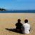 """情侣共享""""东方夏威夷""""的浪漫风情"""