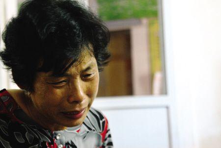 污水侵袭石狮小渔村 3年35人死于癌症最小14岁(组图)