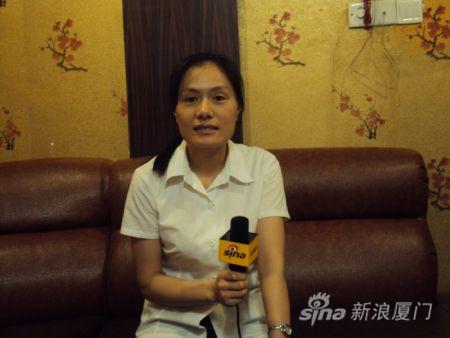 新浪厦门专访 见证 最美洗脚妹 刘丽的慈善蜕变