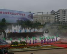 茶博会开幕式表演二