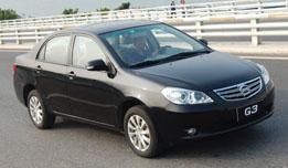 比亚迪G3豪雅型GLX-i(黑色款)实拍图赏