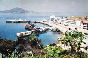 以前的娘宫码头
