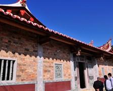 古香古色的茶农屋
