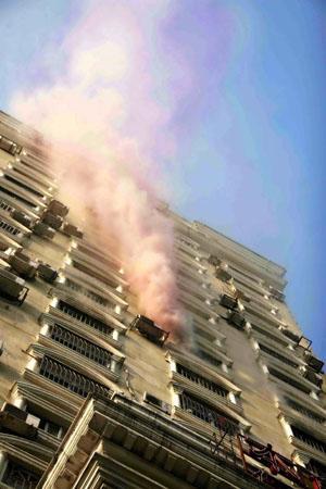 中亭街火灾,引发人们对商住两用楼消防隐患的担心