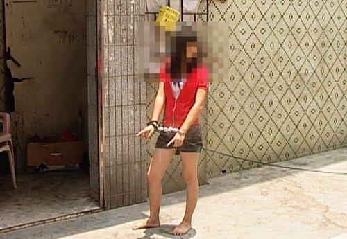 公安部建议将卖淫女改称失足妇女 严禁游街示众(组图)