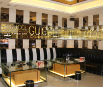 Gucci主题房