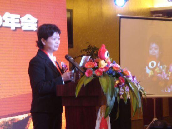 北京大学新闻传播学院副院长 程曼丽