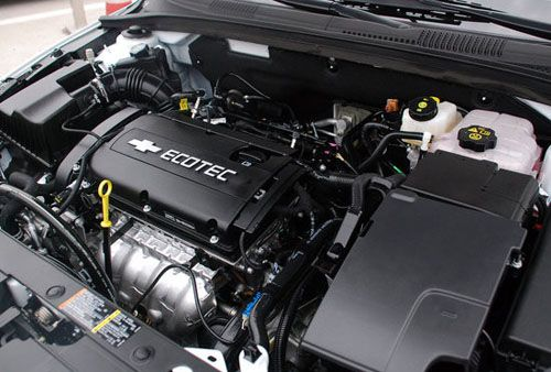 雪佛兰科鲁兹 获车辆安全碰撞测试最高评分高清图片