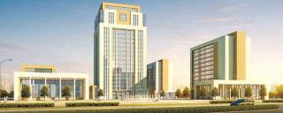 市环境检测技术大楼