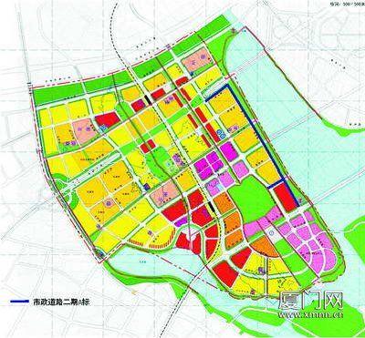 核心区二期市政道路A标