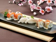 创作寿司拼盘