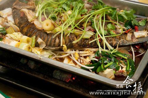 四川烤鱼的做法大全图解