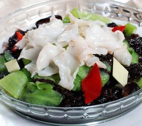 紫菜苦瓜清煮螺片