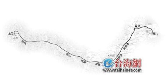 据介绍,龙厦铁路6月1日开始铺轨,国庆完成铺轨,1011月2个月进行联调联试、设备精调,12月将预运营,争取12月底正式运营。   据了解,龙厦铁路设计的运量为初期(2020年)20对,其中城际列车8对,货运上行950万吨,下行1540万吨;远期(2030年)客车30对,其中城际列车12对,货物上行1380万吨,下行2180万吨。   龙厦铁路建成后,计划先通行货车一段时间后,再开通动车。届时漳州到厦门、福州等地的票价如何呢?导报记者带您提前看。   龙岩站:   站址在龙岩市登高东路,建于1961年