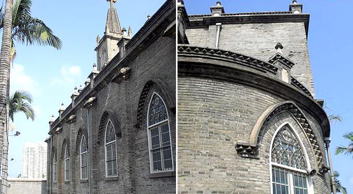 西洋老教堂