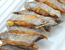 鹭江咸带鱼
