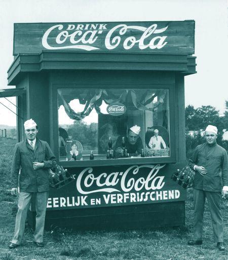 可口可乐大事记