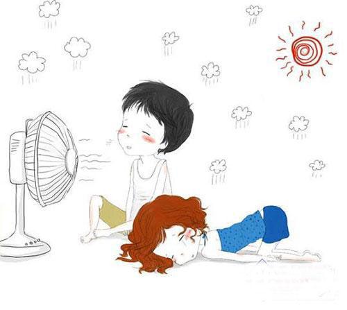 天热易烦躁 小心患上 心理中暑