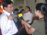 中国农业银行福建省分行行长陈献明