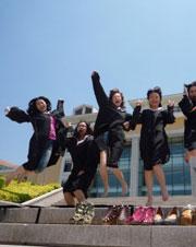 随手拍:我们的毕业季