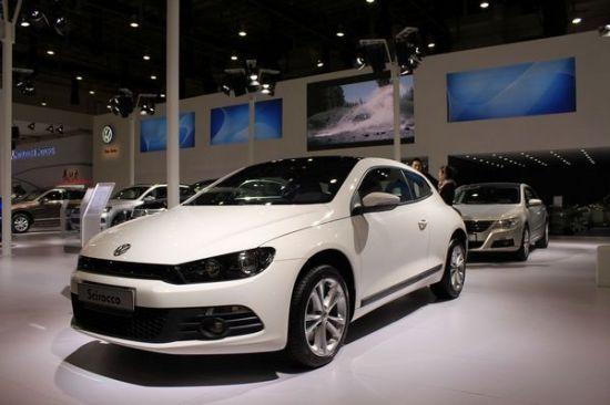 尚酷 建发进口大众十款车型亮相 海西车展完美收官高清图片