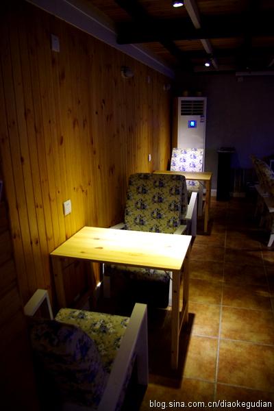 loft 小咖啡屋别有洞天