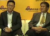 台湾温泉观光协会理事长张荣南福建省旅游协会陈冠羽
