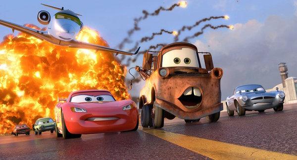 《变3》《汽车总动员2》IMAX体验片精彩大串烧