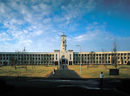 """""""贵族学校""""宁波诺丁汉大学"""