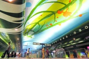 重庆地铁一号线