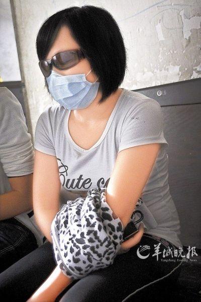 视频:广州13岁少女遭中年男诱拐
