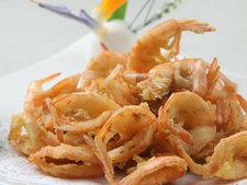 蛋黄香酥虾