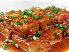 雅米锅煎豆腐
