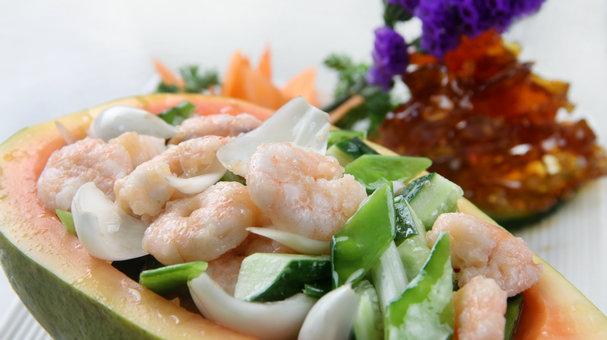 雅米臻品私房小馆 美味的创意私房菜