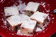 椰香赤豆白玉糕