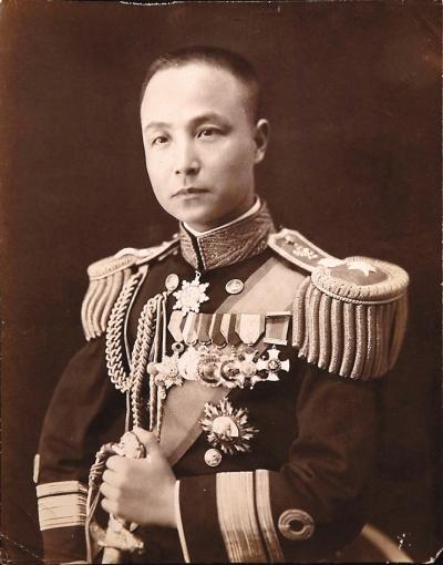 福州海军幼儿园LOGO