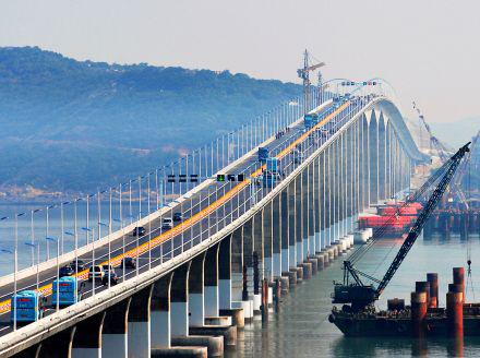 平潭海峡大桥