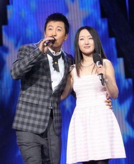 毛宁和杨钰莹