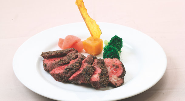 贵族般的奢华享受:王品台塑牛排餐厅